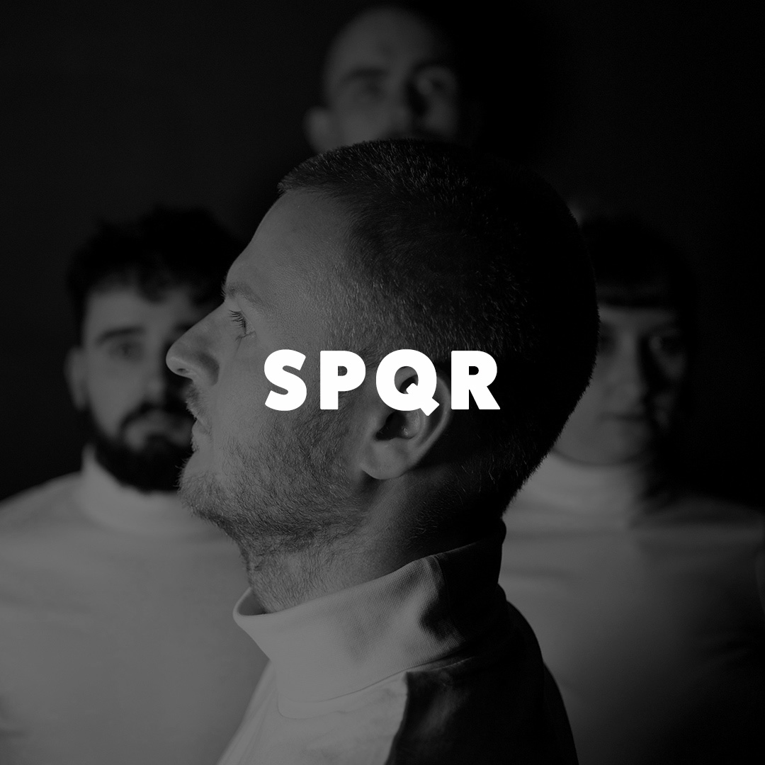 Follow the image link to read more about SPQR and book them for a show.