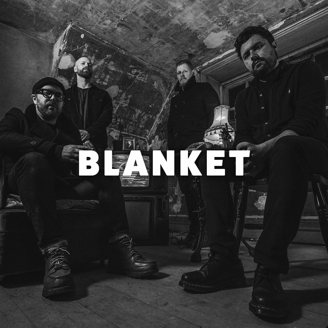 Follow the image link to read more about Blanket and book them for a show.
