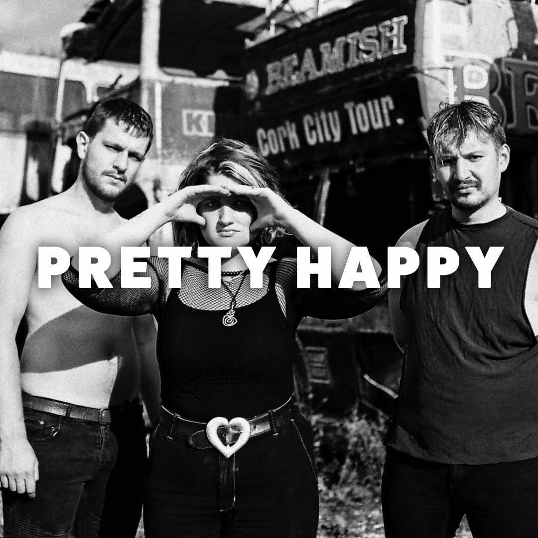 Follow the image link to read more about Pretty Happy and book them for a show.